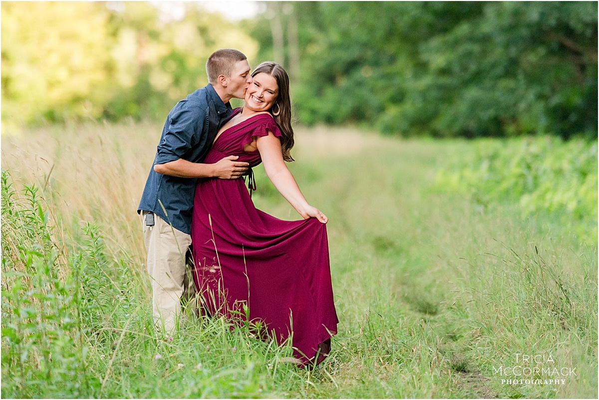 GREER AND JARED'S GOULD MEADOWS ENGAGEMENT